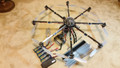 Ready to fly Octocopter - 985mm frame with spare parts