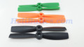 """Pair 4045 KingKong BULLNOSE Propellers 4"""" Prop for QAV250 Quadcopter MiniQuad Copter FPV"""