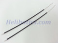 New pair of 70mm receiver antenna replacement for FrSky XSR