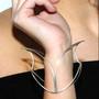 Tulip Bracelet, Contemporary Jewelry by Cheryl Eve Acosta