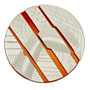 ?Cut UP? Brooch - Red, Contemporary Jewelry by David LaPlantz