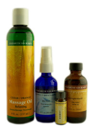 Relaxing Massage Gift Set