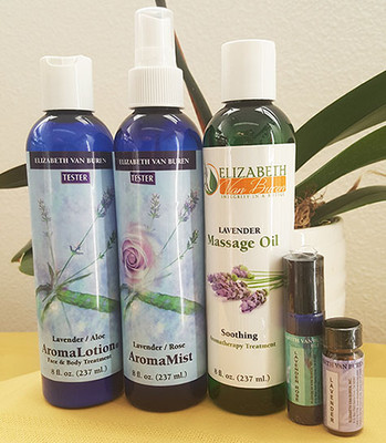 Lavender Relaxation Gift Set