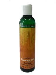 Lavender Massage Oil 8 oz