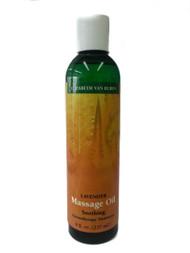 Lavender Massage Oil 8 oz