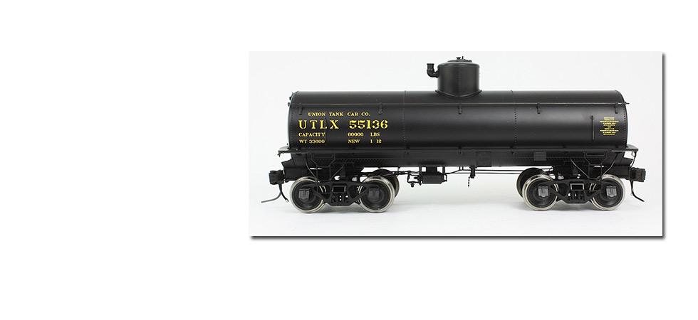 UTLX O Standard Gauge Tanker