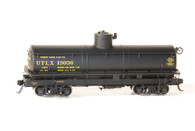 On3/On30 RTR UTLX Narrow Frame Tank Car #13036