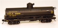 On3/On30  RTR UTLX Narrow Frame Tank Car #13288