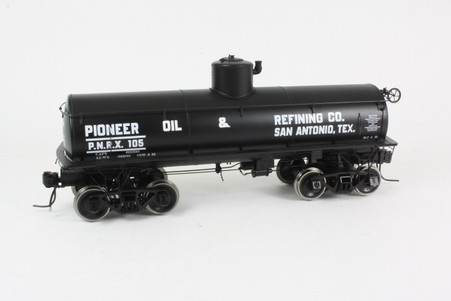 Pioneer Oil #105 Side View