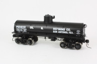 On3-On30 Pioneer Oil Tank Car #107