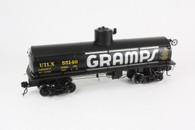 On3-On30 GRAMPS Tank Car #55140