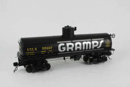 On3-On30 GRAMPS Tank Car #55227