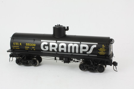 On3-On30 GRAMPS Tank Car #55339