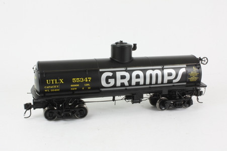 On3-On30 GRAMPS Tank Car #55347