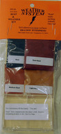 Bragdon Small 4 Color Kit #1