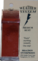 Bragdon Large Medium Rust