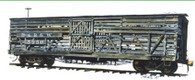 On3 D&RGW 34' Stock Car Kit