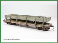 On3 D&RGW Rail & Tie Car Kit #06084