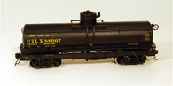 On3/On30 RTR UTLX Narrow Framed Tank Car #88007
