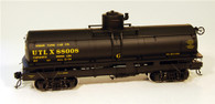 On3/On30 RTR UTLX Narrow Framed Tank Car #88008