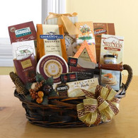 Gourmet Assortment Gift Basket