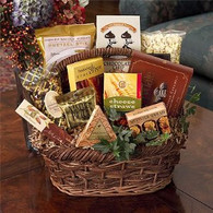 Bountiful Selections Gift Basket