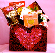 Red Roses Valentine's Day Gift Box