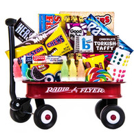 Sweet Nostalgia Candy Basket