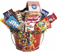 Red Candy Bucket