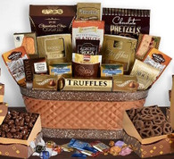 Gourmet Snack Gift Tin