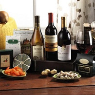 California Wine Collection Gift Basket