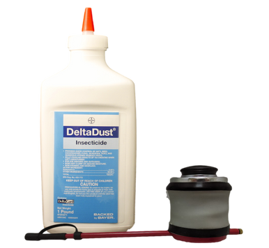 Delta Dust Bellows Duster Combo