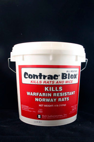 Contrac all Weather Blox Rat & Mice control bait 16lbs
