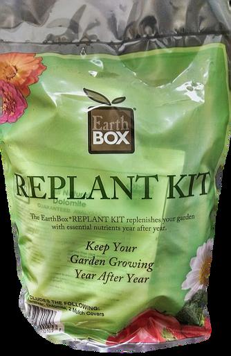 Earthbox Replant Kit