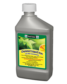 Chelated Liquid Iron and Other Micro Nutrients (16 oz) (10625)