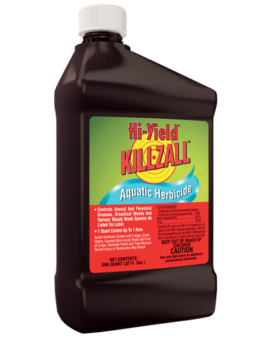 Killzall Aquatic Herbicide (32 oz) (33700)