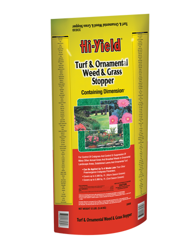 Turf & Ornamental Weed & Grass Stopper (12 lbs) (33030)