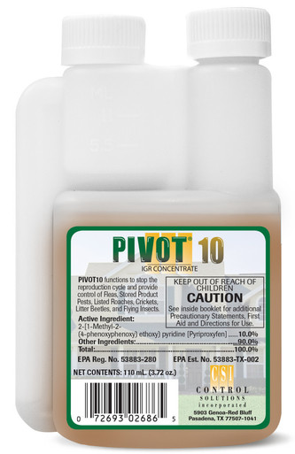 Pivot 10 110ml