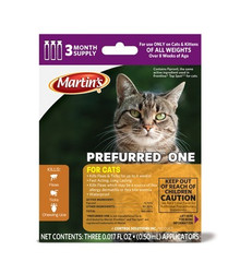 Prefurred One Cat