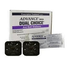 Advance Dual Choice Ant Bait Stations qty 4