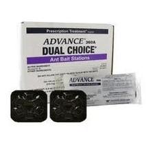 Advance Dual Choice Ant Bait Stations qty 4