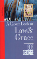 The Contrast Between Law and Grace  The Word of God makes abundant use of a very helpful teaching tool—contrasts: light and darkness, the kingdom of God and the kingdom of Satan, life and death, lost and saved, just to name a few. And one very beautiful and educational contrast found throughout the Bible is law and grace.