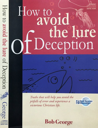 How To Avoid The Lure of Deception - 3 CD Audio Disc Set