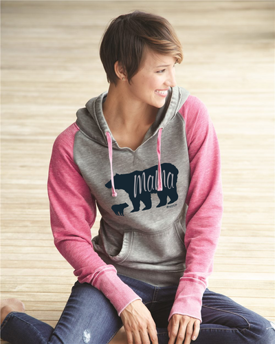 Cub Bear Cool Cuff Crewneck