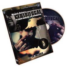 Centrifugal (DVD and Gimmick) by Magick Balay and The Blue Crown - DVD