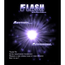 Flash Thumbtip by Marc Antoine - Trick