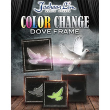 Color Change Dove Frame by Jaehoon Lim - Trick
