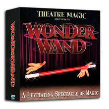 Wonder Wand ( Box Gimmick and Wand ) by Theatre Magic