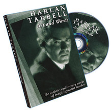Art and Words CD-Rom by Harlan Tarbell - DVD