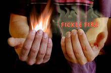 Fickle Fire set Magicmania